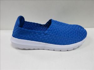 New Design and Cheap Woven Casual Shoes for Men pictures & photos