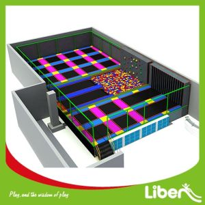 Popular in USA Beds Trampoline with Ce pictures & photos