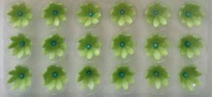 Flower Shape Hot Selling Cake Decoration Chocolate pictures & photos
