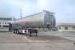 Fuel Tanker Semi Trailer 45000L pictures & photos