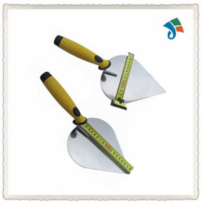 Stainless Steel Blade with TPR Handle Bricklaying Trowel pictures & photos