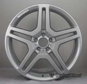 Silvery Face Polished 20X9.0j 5X112 Alloy Wheels for Sale pictures & photos