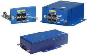 Gigabit Managed Fiber Ethernet Media Converter pictures & photos