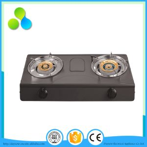 2 Burner Table Top Gas Stove pictures & photos