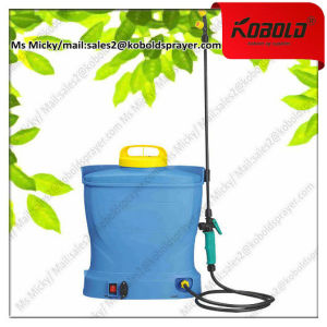 (KB-16E-3) 20L/16L Agriculture Irrigation Airless Mist Battery Sprayer pictures & photos