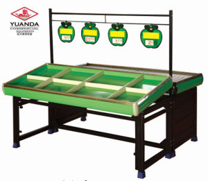 2017 New Vegetable and Fruit Shelving Rack pictures & photos