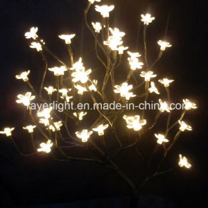 Table Top LED Cherry Tree for Home Decoration pictures & photos