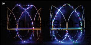 2016 Newest Garden Outdoor Round Trampoline with Ensclosure pictures & photos