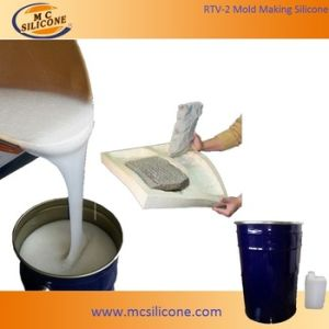Artificial Stone Mold Making Liquid Silicone Rubber Material pictures & photos