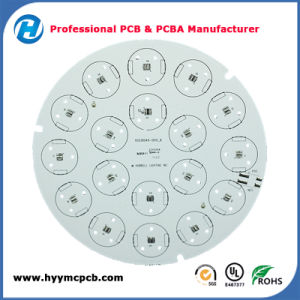 Single Circuit Board Aluminum PCB for LED Light pictures & photos