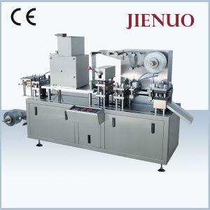 Mini Aluminum Plastic Blister Packing Machine pictures & photos