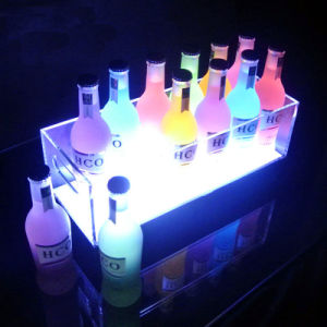 12 L Rechargeable LED Ice Bucket pictures & photos