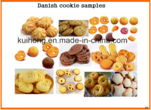 Kh-400 High Quality Cookie Press Machine pictures & photos