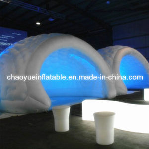 New Hot Outdoor Inflatable Luna Igloo Tent for Party pictures & photos