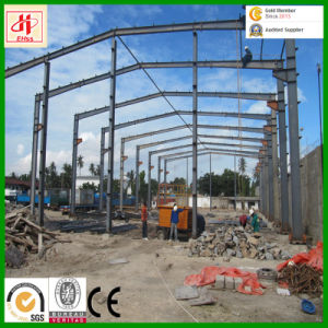 2017 Prefabricated Steel Structure Warehouse Drawings pictures & photos