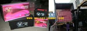 DRAGON POWER car battery, Regional sales, Orders, or OEM are welcomed! pictures & photos
