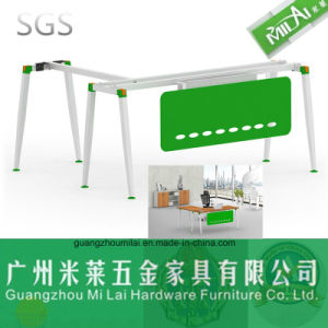 New Modern Office Furniture executive Desk with Paiting Metal Table Leg pictures & photos