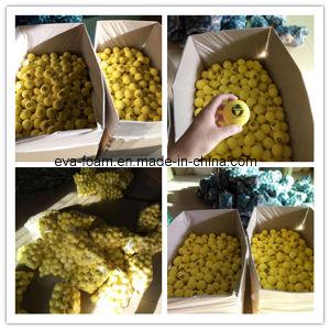 Pack of Moulded Foam Balls (70mm)