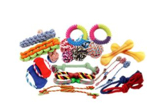 Multi Colors Dog Toys for Training Outdoor Play pictures & photos