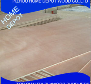 Hot Sale 4X8feet Commercial Plywood pictures & photos