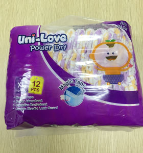 OEM Disposable Children Diaper for Infant by Factory pictures & photos