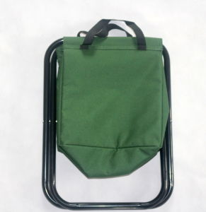 Popular Cooler Bag Camping Foldable Fishing Chair Stool (MW11016A) pictures & photos