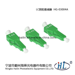 LC Female-Male Type Attenuator Use in Optical Fiber Transmitting Circuit pictures & photos