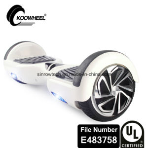 Koowheel 6.5 Inch Hoverboard with UL2272 Certificate S3601 pictures & photos