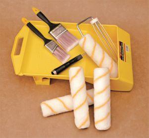 """4"""" Professional Paint Kit Painting Tools 4PCS Mini Paint Roller Set pictures & photos"""