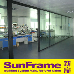 Aluminium Partition Wall for Chemistry Office pictures & photos