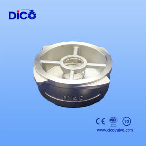 High Quality Wafer Check Valve DIN ANSI Standard pictures & photos