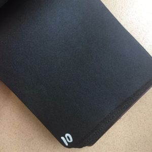 0.9mm Elastic Back Stock PVC Leather for Handbags Hx-B1756 pictures & photos