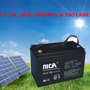 5-Year Warranty Gel Leisure Batteries Deep Cycle Battery Gel pictures & photos