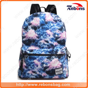 Fashion Trend Allover Printed Name Brand Backpacks pictures & photos