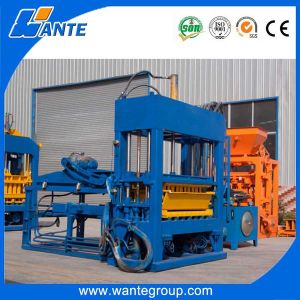 Qt5-15 Automatic Cement Block Moulding Machine/Building Materials Machine pictures & photos