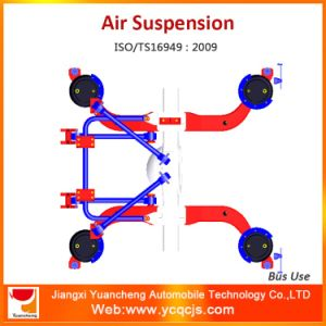 12t Pneumatic Suspension for Urban Bus pictures & photos