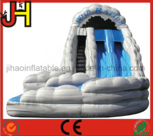 Inflatable Wave Slide for Sale pictures & photos