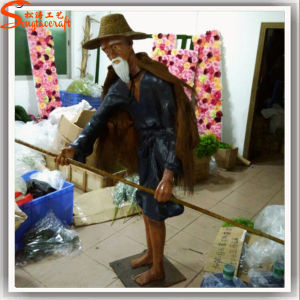 Garden Decoration Fiberglass Artificial Crafts Cartoon Sculptures pictures & photos