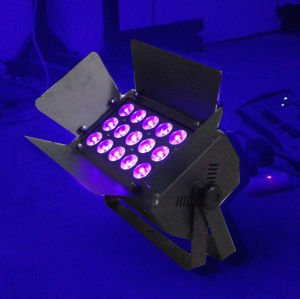 6in1 High Brightness Church Audio Concert Wedding Decoration UV Light pictures & photos