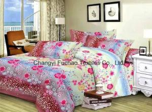Bedding Set King Size 4PC Duvet Cover Set Microfiber Super Soft Life pictures & photos