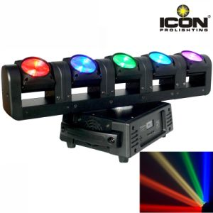 Five Head Beam Moving Head Light Creat a Three-Dimensional Effect of Flower pictures & photos