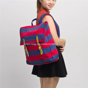 Ladies fashion Daily Use Laptop Backpack Bag pictures & photos