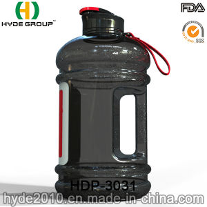 2017 Newly 2.2L BPA Free Plastic Sport Water Bottle, Customized Plastic Water Bottle with Container (HDP-3031) pictures & photos