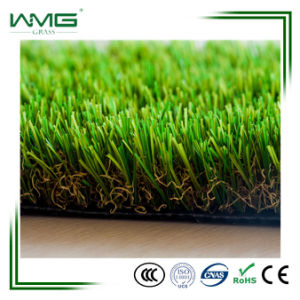 U Shape Landscaping Decoration Artificial Grass pictures & photos