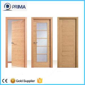 Cheap Price Melamine Interior Wood Door pictures & photos