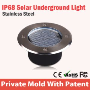High Quality Small LED Underground Solar Light for Garden IP68 pictures & photos