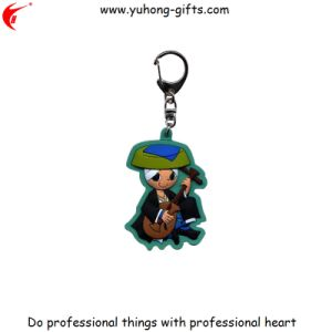 Promotional Cartoon Soft PVC Key Chain (YH-KC016) pictures & photos
