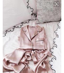 100% Silk Pajamas Fabric pictures & photos