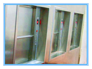 Kitchen Food Elevator Food Elevator Dumbwaiter for Restaurant and Shop with Energy Saving Devices pictures & photos