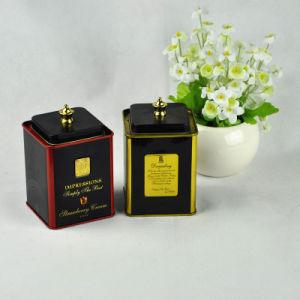 Popular Square Metal Tea Tin Can / Tin / Coffee Tin Box pictures & photos